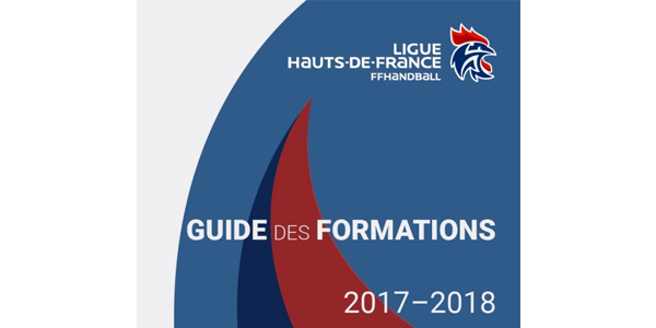 Guide des formations HDF