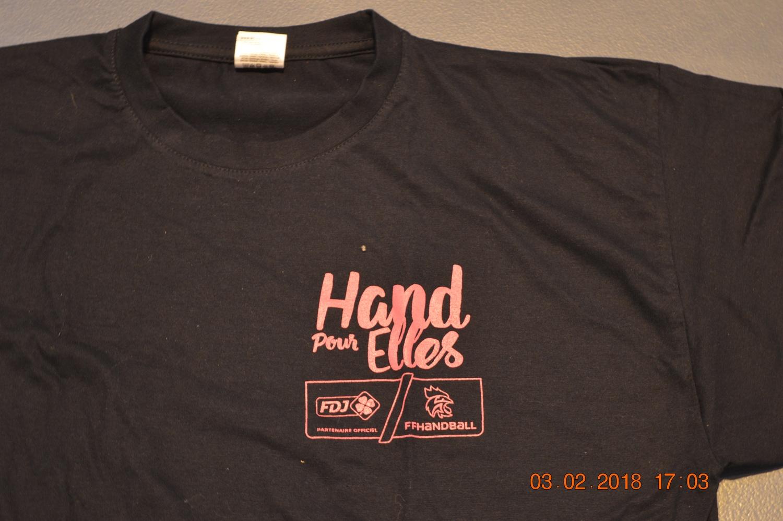 Logo Hand pour elles HOLA