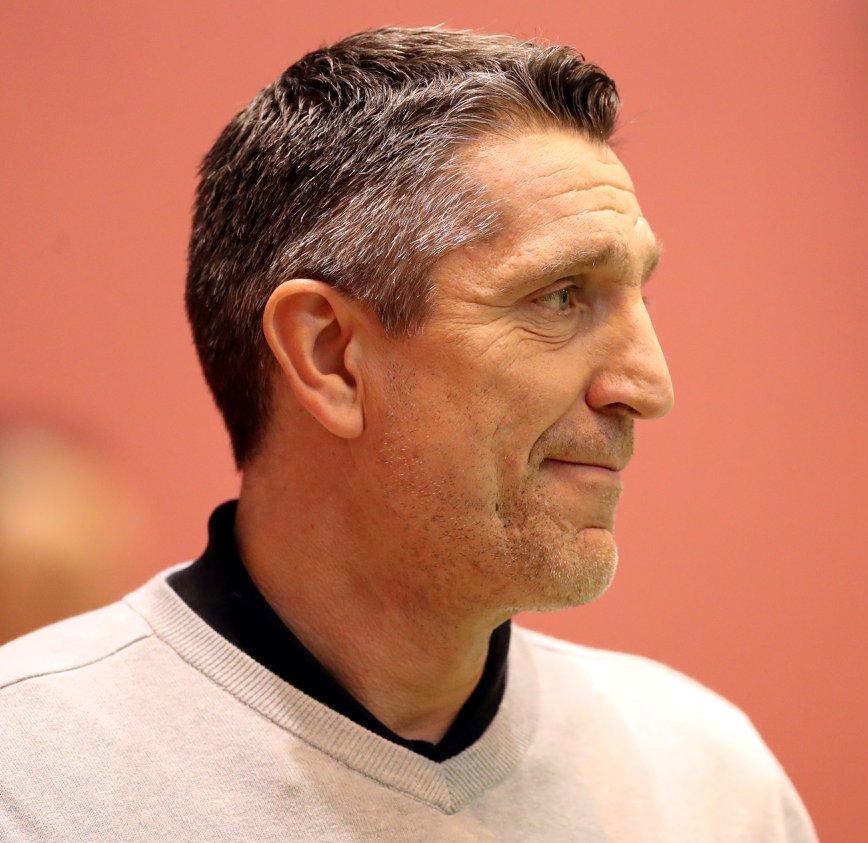 Yohan Delattre, entraîneur du pole espoir masculin des HDF (interpoles 2018)