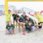 Sand HE 2018 - Equipes