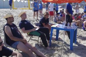 Sandball des clubs 2018 (Rencontres)