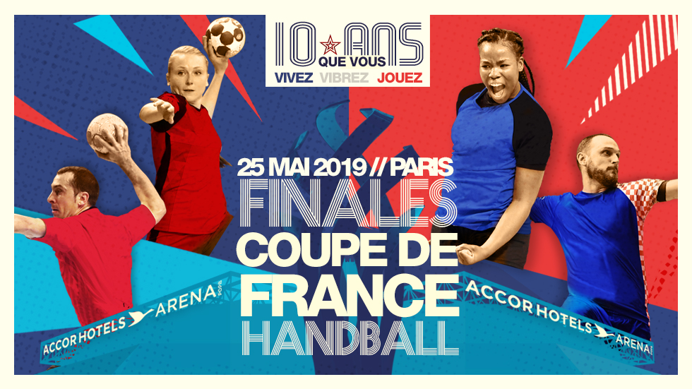Finales de Coupe de France 2019 @ ACCORHOTELS ARENA