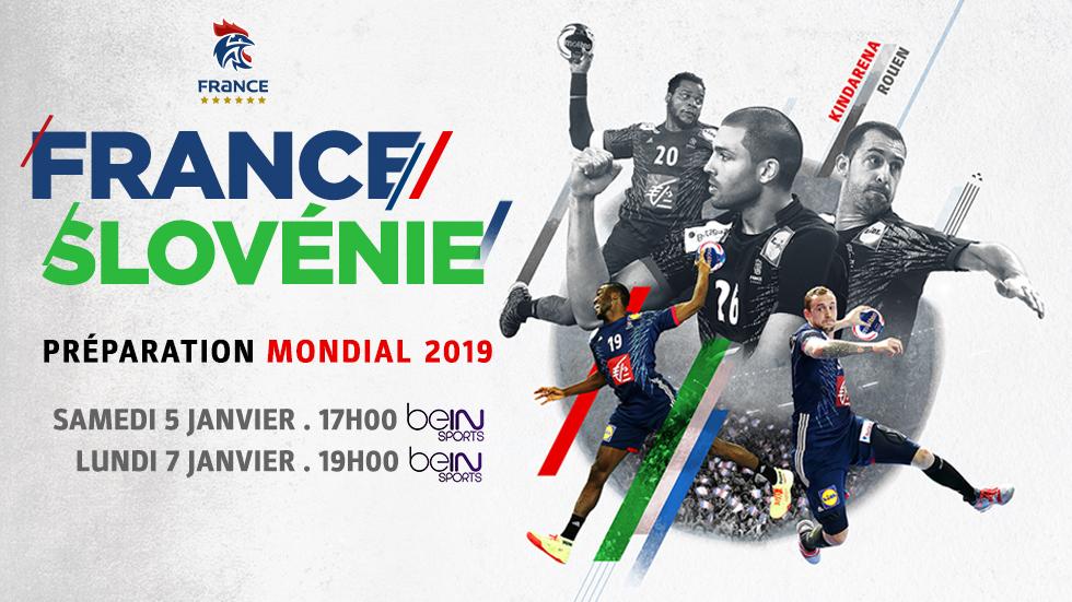 France - Slovénie 1 @ KINDARENA