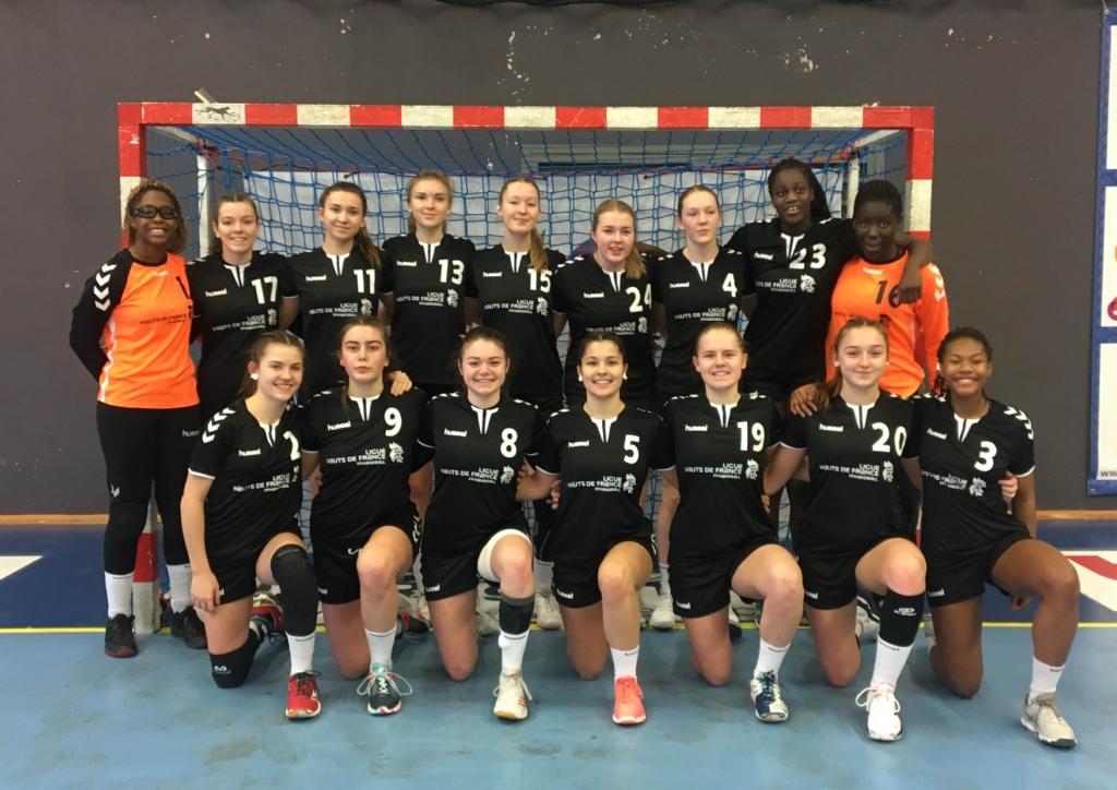 Equipe interpoles féminins HDF 2019