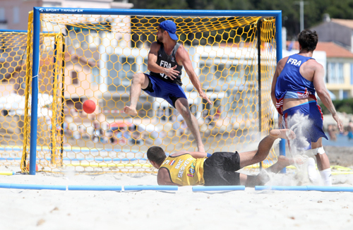 Buts beach handball