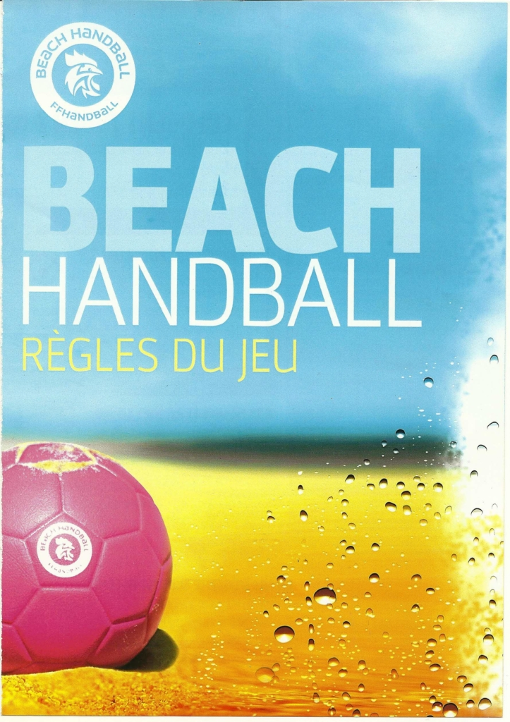 Flyer Beach Handball 1