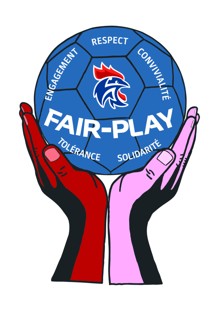 Logo Fair-Play 2019 - Ligue Handball HDF