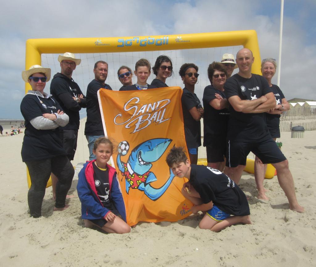 Organisation et bénévoles - sand clubs 2019