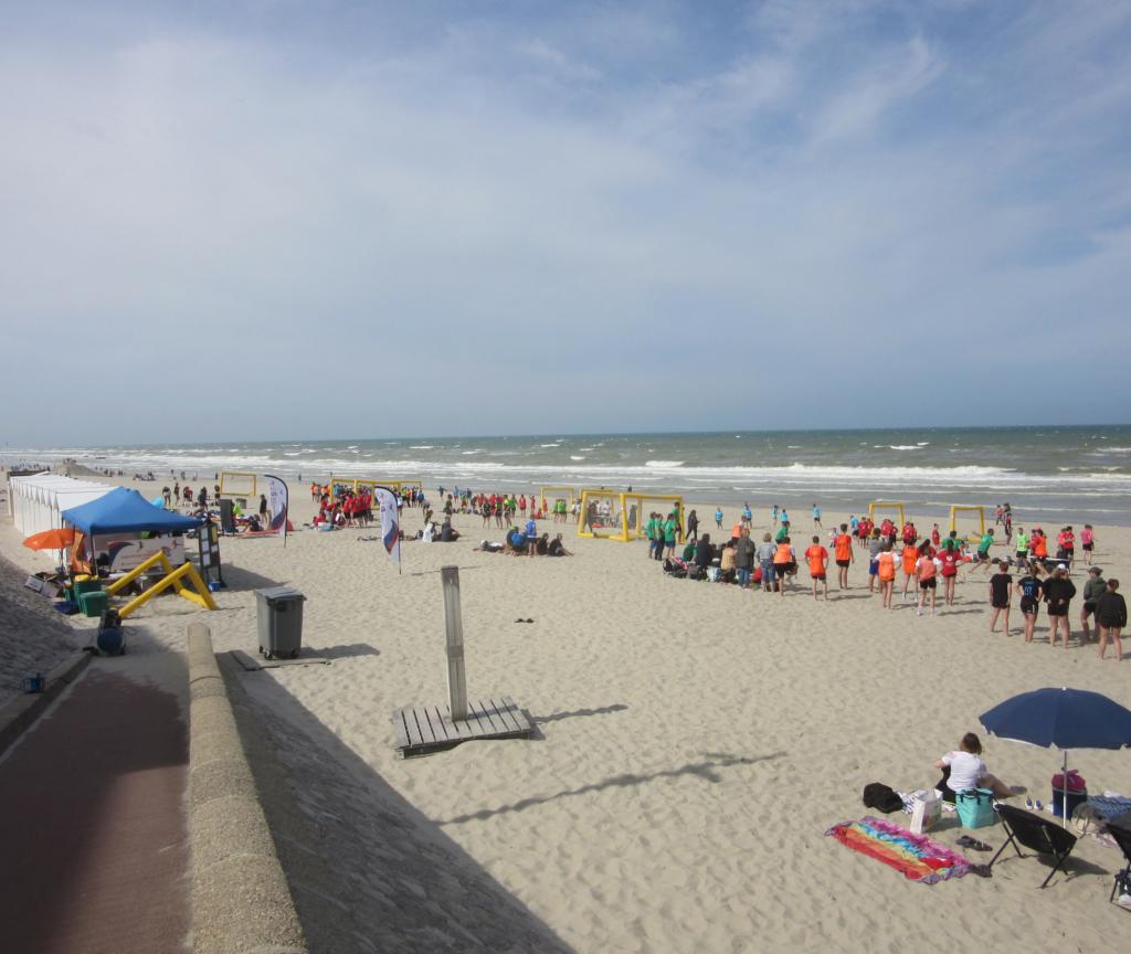 Vue d'ensemble - sand clubs 2019