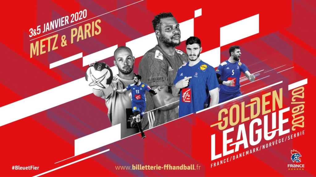 Golden League 2020 @ Metz et Paris