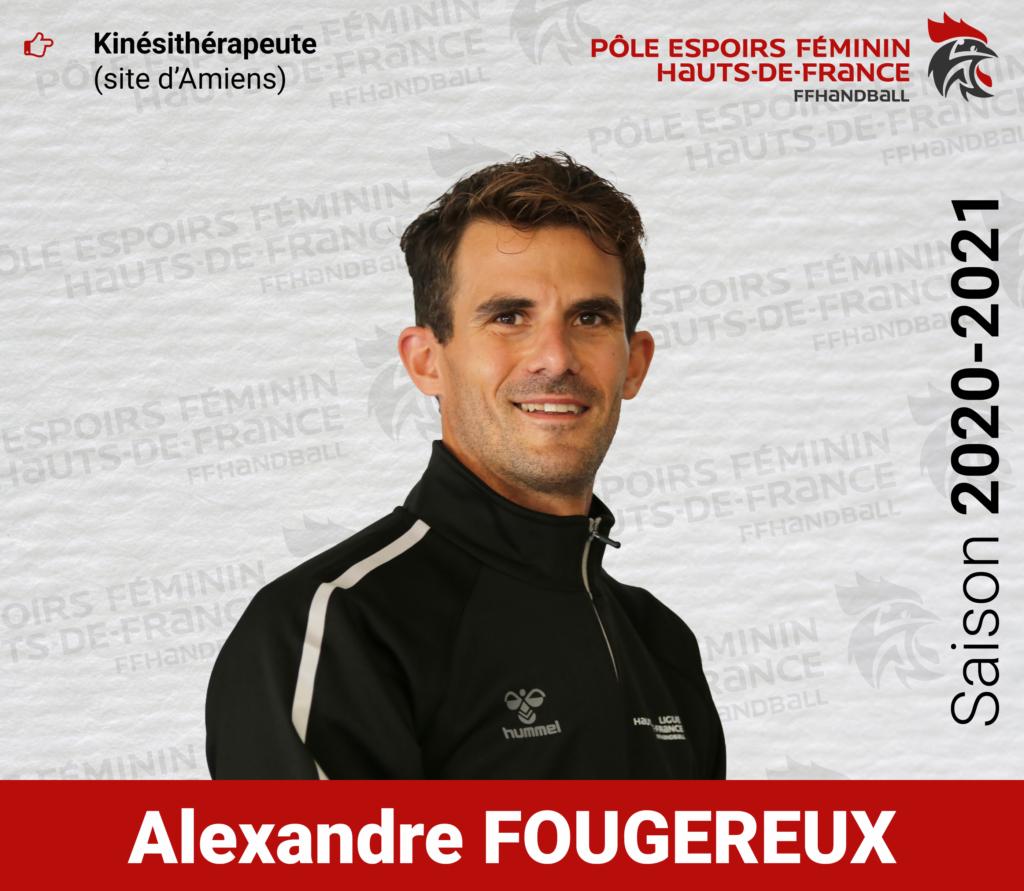 Alexandre FOUGEREUX