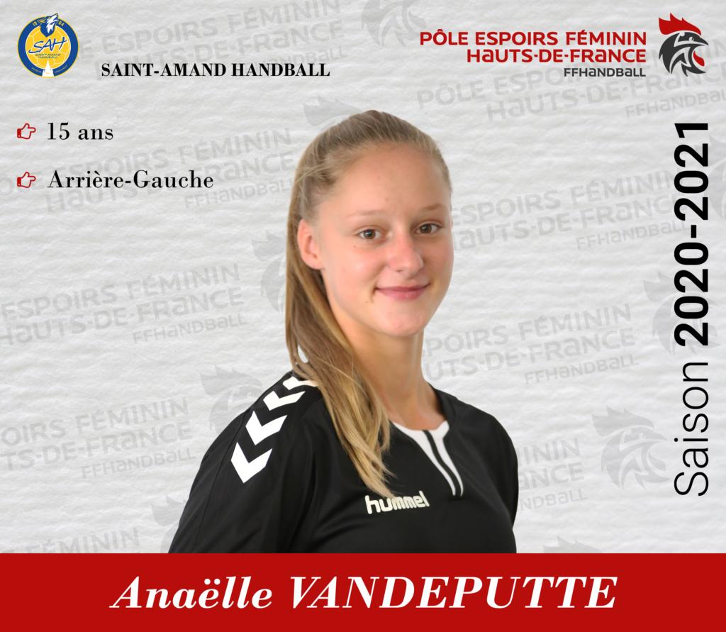 Anaelle VANDEPUTTE