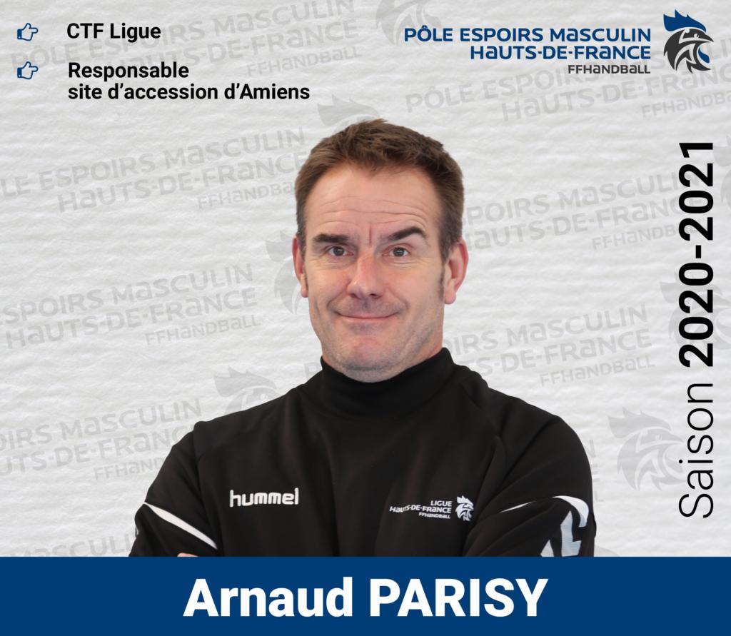 Arnaud Parisy