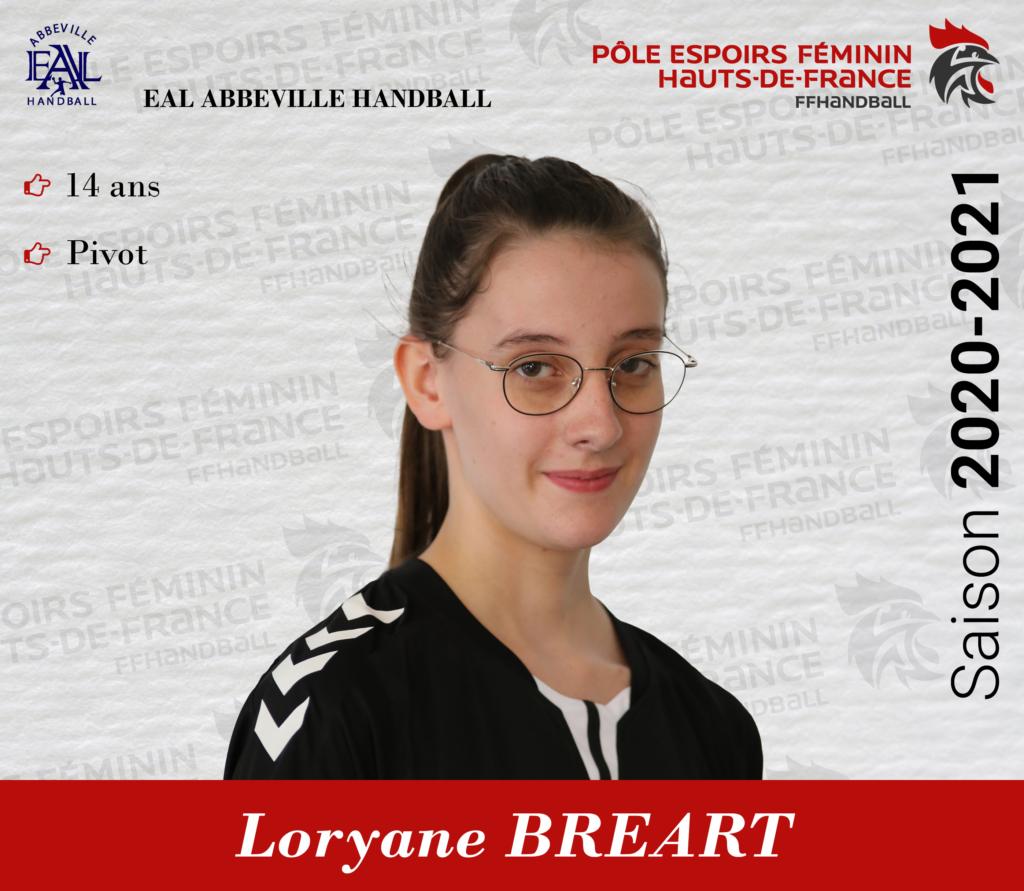 BREART Loryane