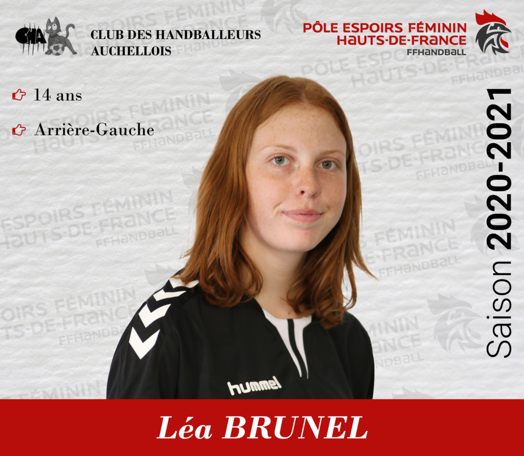BRUNEL Léa