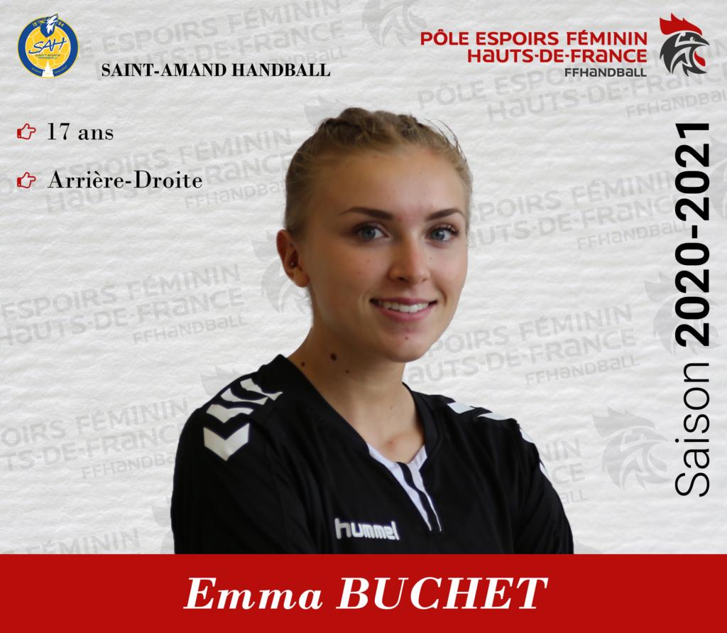 BUCHET Emma