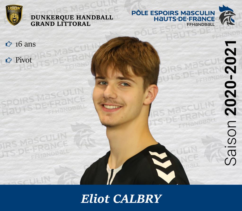 CALBRY Eliot