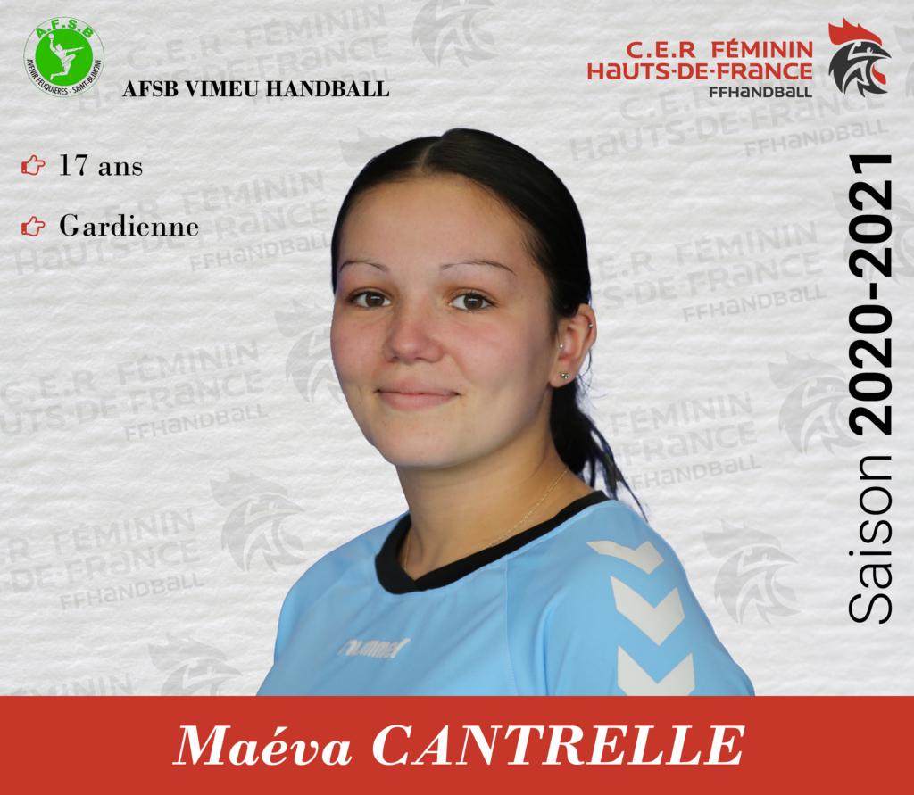 CANTRELLE Maéva