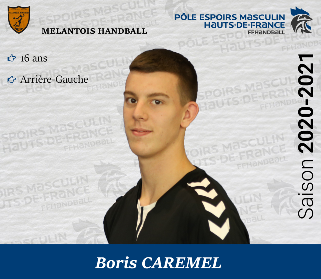 CAREMEL Boris
