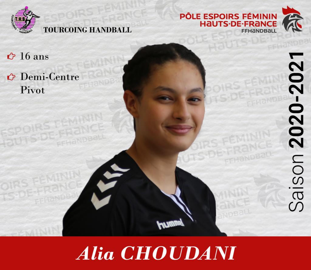 CHOUDANI Alia