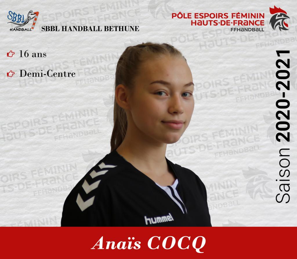 COCQ Anais