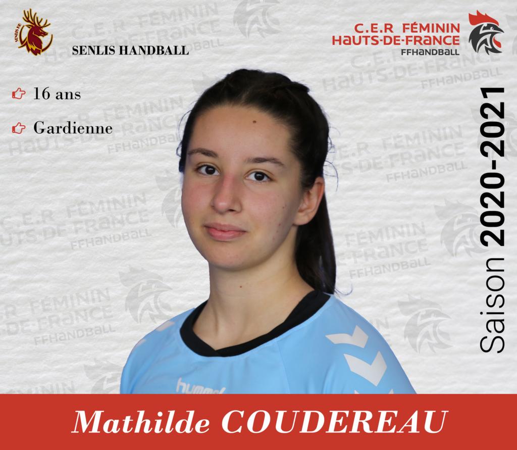 COUDEREAU Mathilde