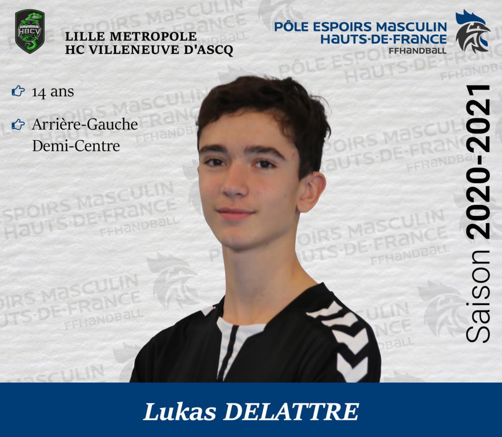 DELATTRE Lukas