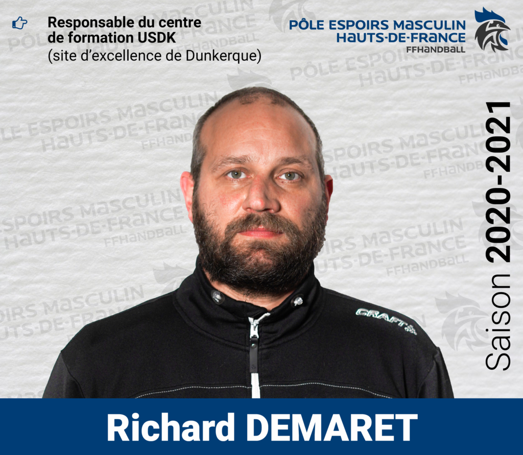 Richard DEMARET