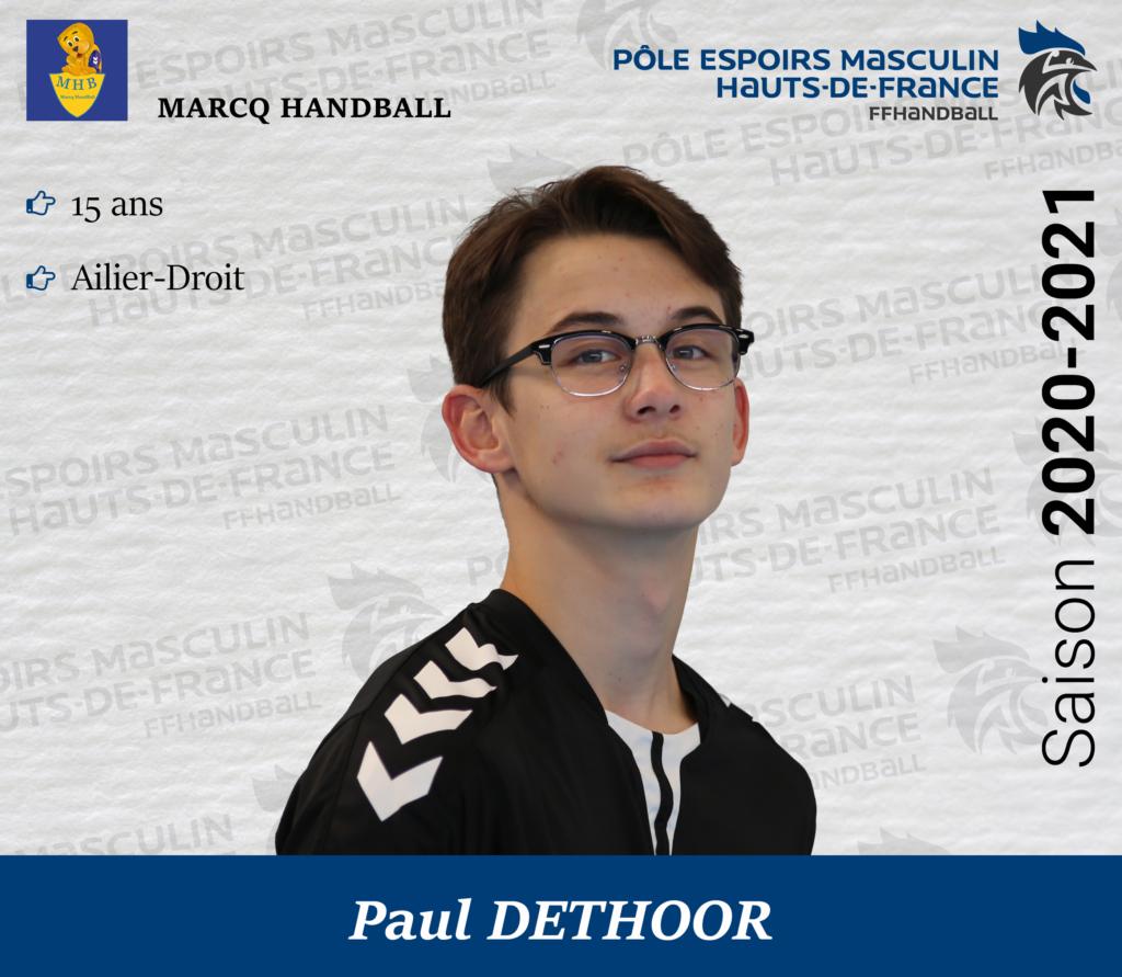 DETHOOR Paul