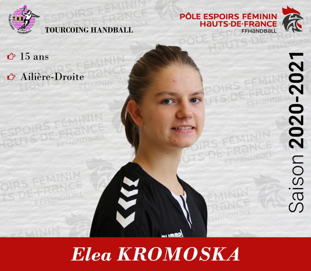Elea KROMOSKA