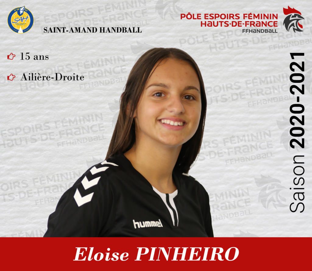 Eloise PINHERO