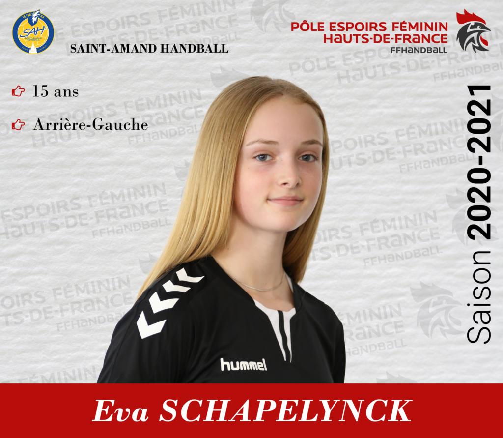 Eva SCHAPELYNCK