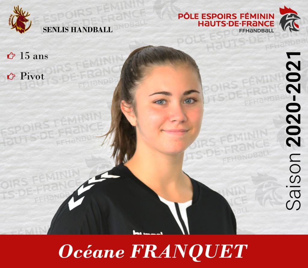 FRANQUET Océane