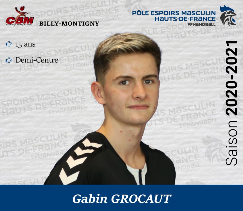 GROCAUT Gabin