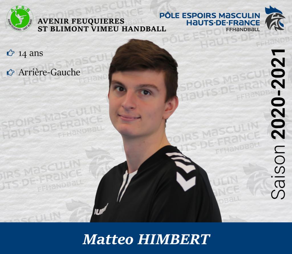 HIMBERT Matteo