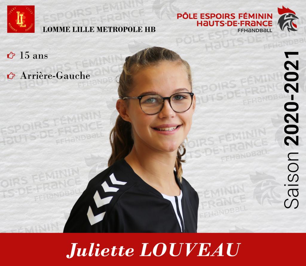 Juliette LOUVEAU