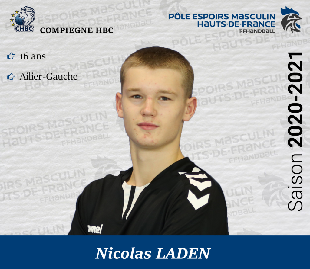 LADEN Nicolas