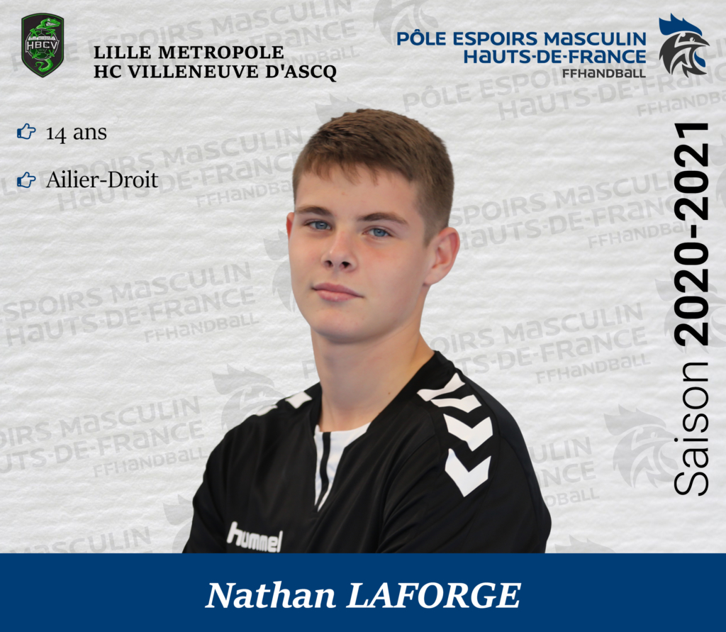 LAFORGE Nathan