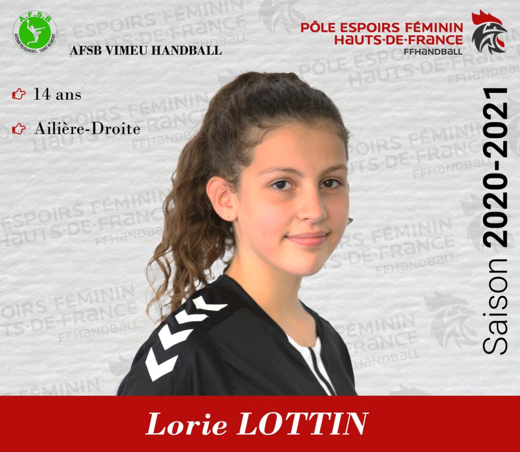 LOTTIN Lorie