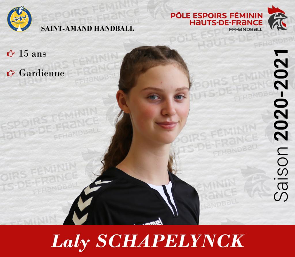 Laly SCHAPELYNCK