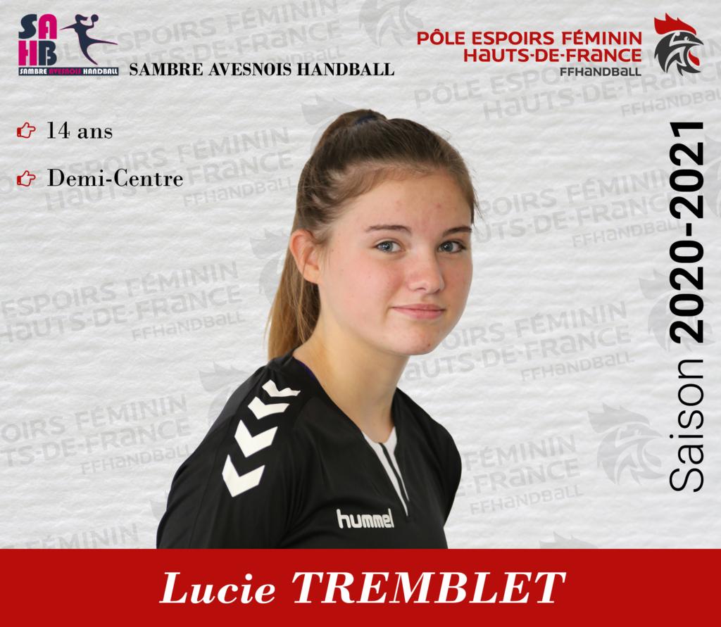 Lucie TREMBLET