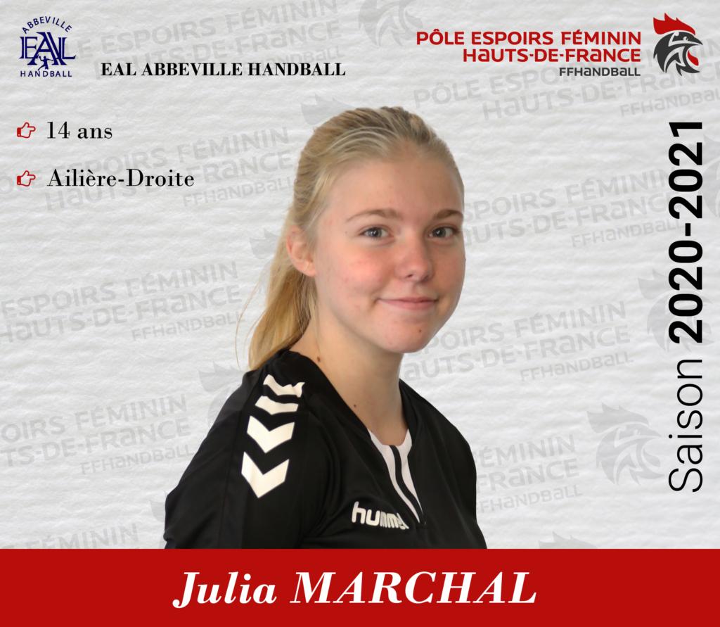 MARCHAL Julia