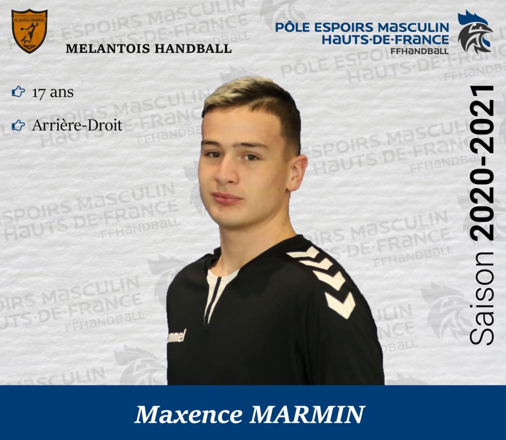 MARMIN Maxence