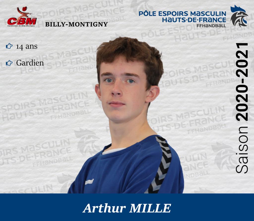 MILLE Arthur