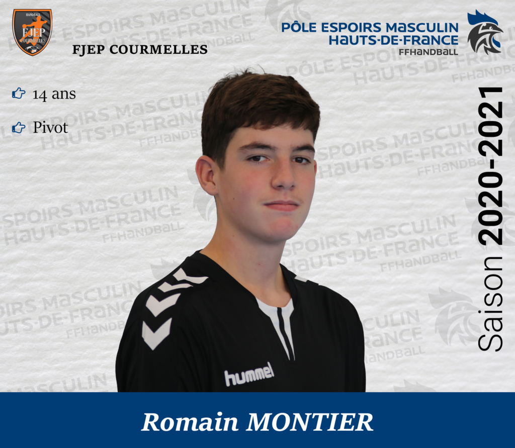 MONTIER Romain