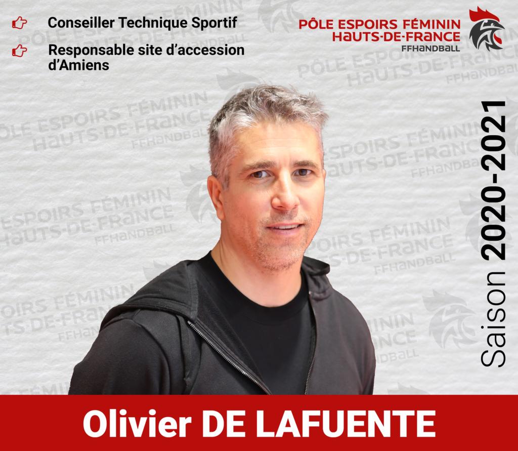 Olivier DE LAFUENTE
