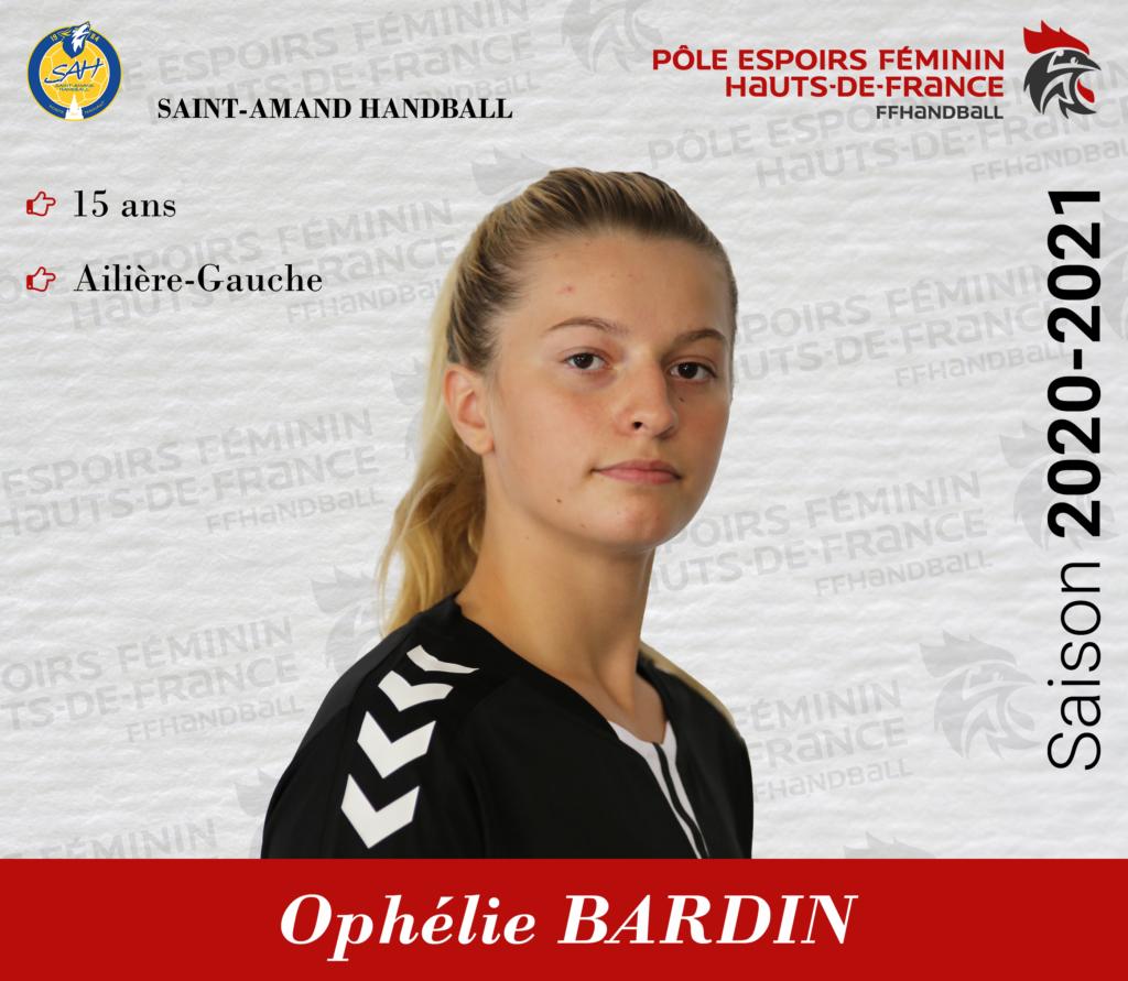 Ophélie BARDIN