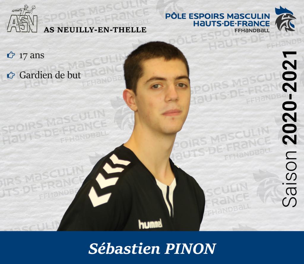 PINON Sébastien