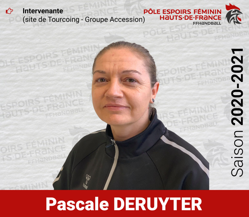 Pascale DERUYTER