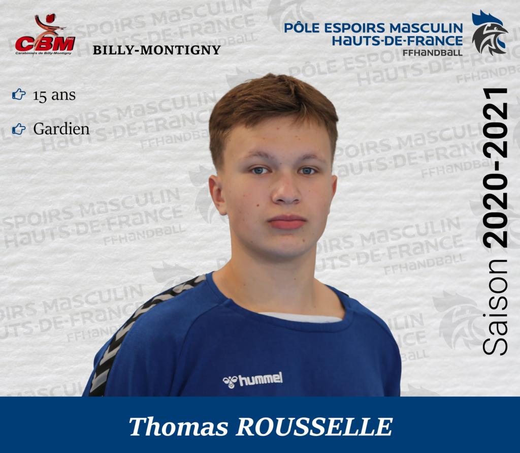 ROUSSELLE Thomas